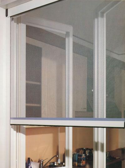Zanzariera avvolgibile regolabile foresto centro - Larghezza porta finestra ...