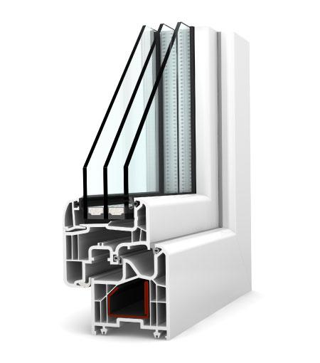 Finestre Home Pure PVC KF200